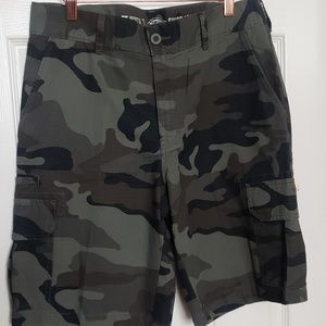 Dickies Relaxed Fit Camo Cargo Shorts